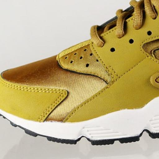 Nike Huarache Gold [3]