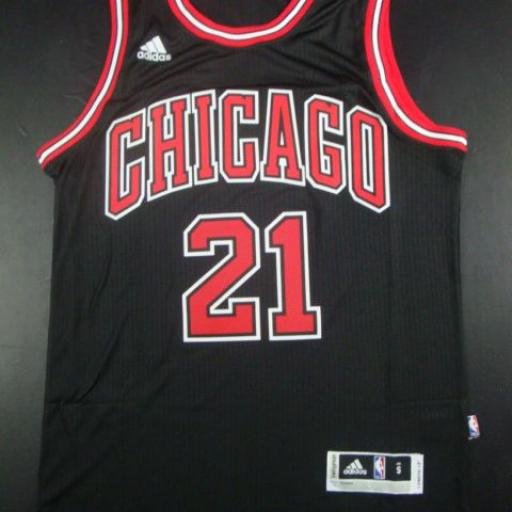 Camiseta Chicago Bulls 21 [0]