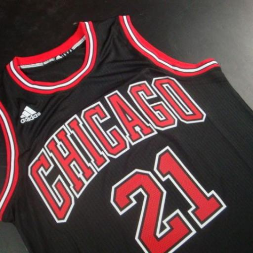 Camiseta Chicago Bulls 21 [1]