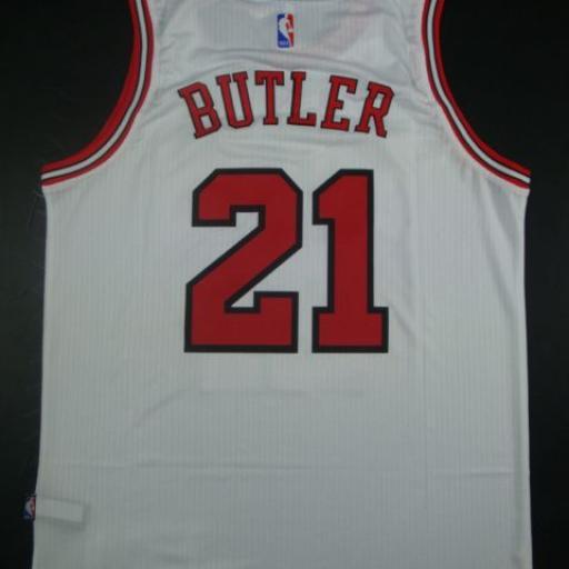 Camiseta Chicago Bulls 21 [2]