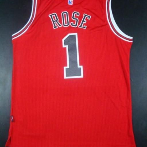 Camiseta Chicago Bulls 1 Rose [1]