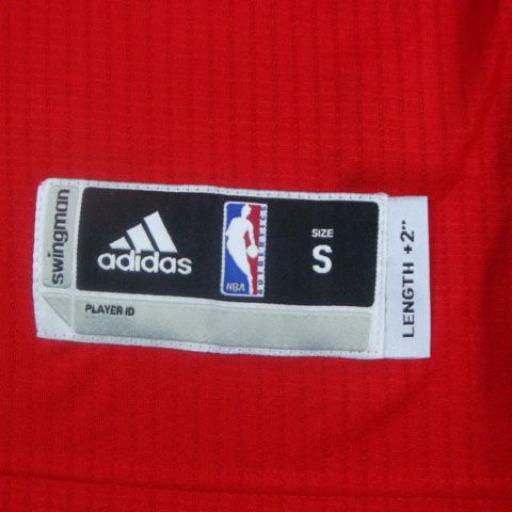 Camiseta Chicago Bulls 1 Rose [2]