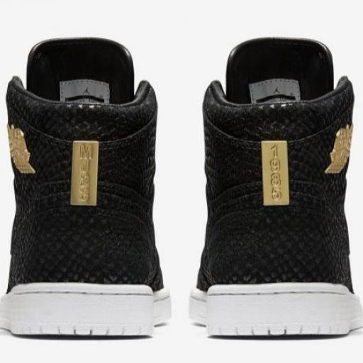 Air Jordan 1 Pinnacle black [3]