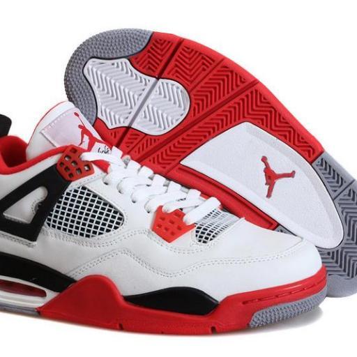 Air Jordan 4 Fire Red [1]