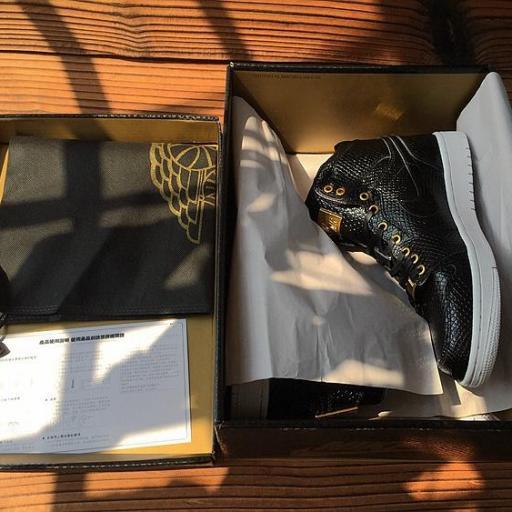 Air Jordan 1 Pinnacle black [2]