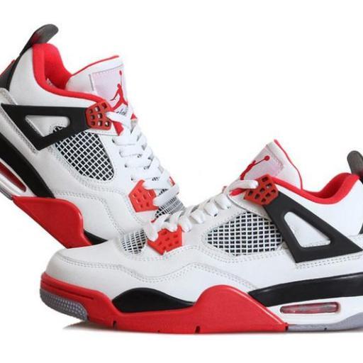Air Jordan 4 Fire Red [2]