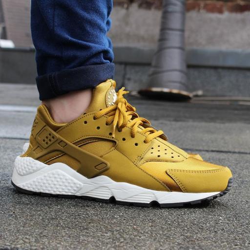 Nike Huarache Gold [1]