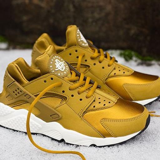 Nike Huarache Gold [0]