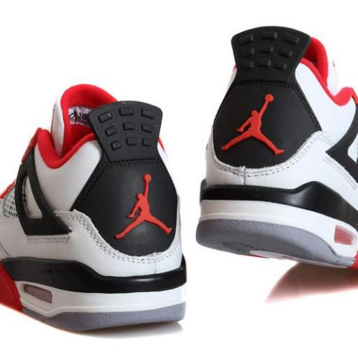 Air Jordan 4 Fire Red [3]