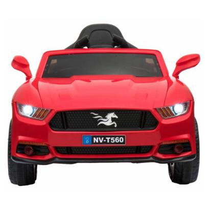 Ford Mustang Rojo [1]