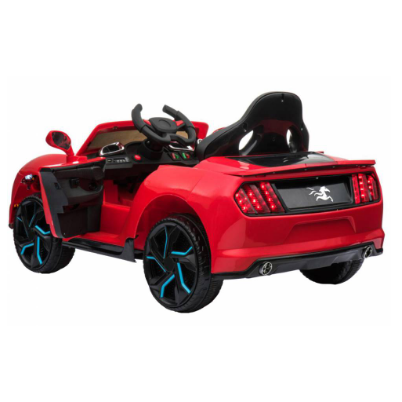 Ford Mustang Rojo [2]