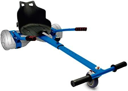 Hoverkart chasis azul