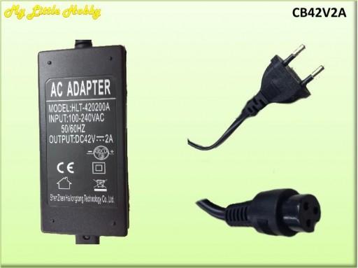 Cargador Baterias 42V 2A [0]