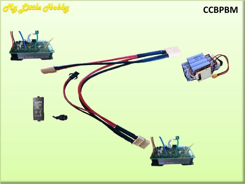 Cable conector bateria a placa base