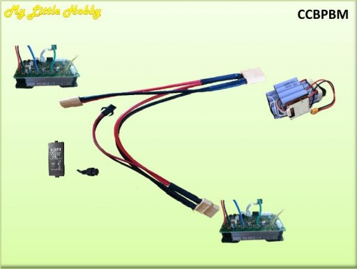 Cable conector bateria a placa base