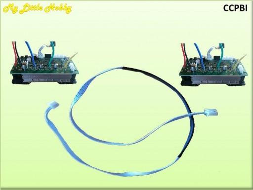Cable conector placas base individuales
