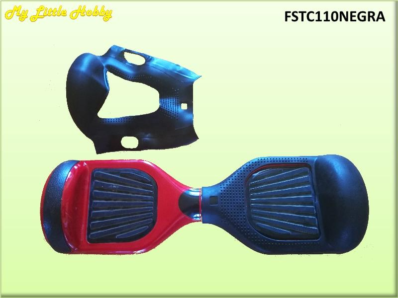 Protector TC110 Silicona Negro