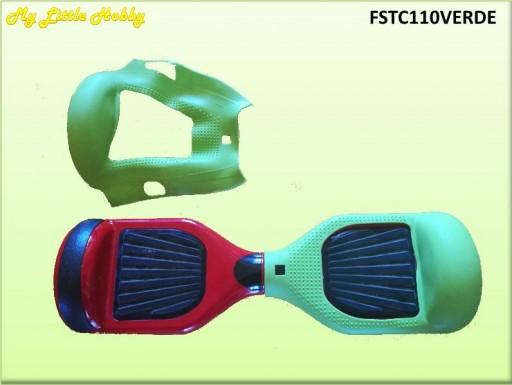 Protector TC110 Silicona Verde