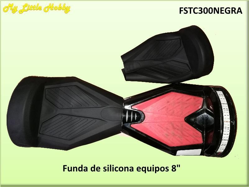 protector TC300 Silicona Negro