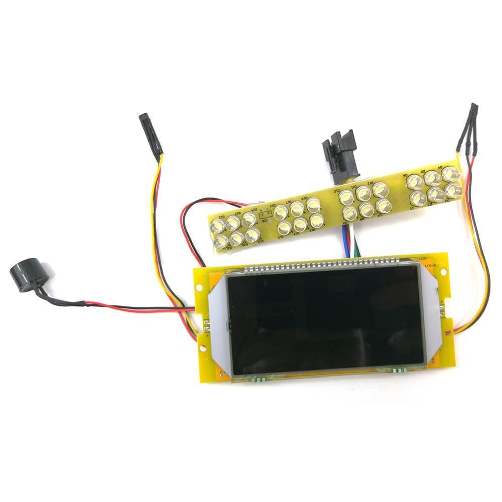 Display patinete eléctrico
