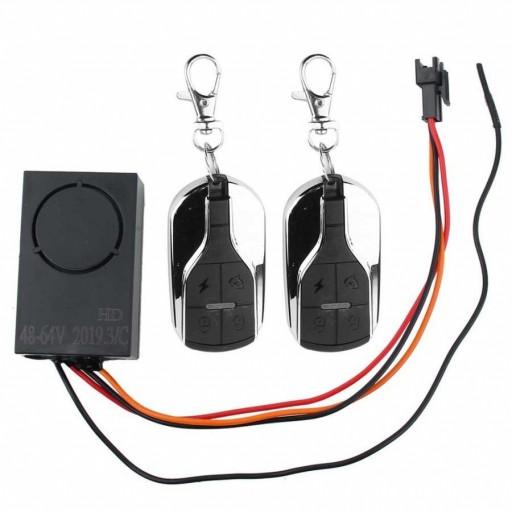 Alarma patinete eléctrico
