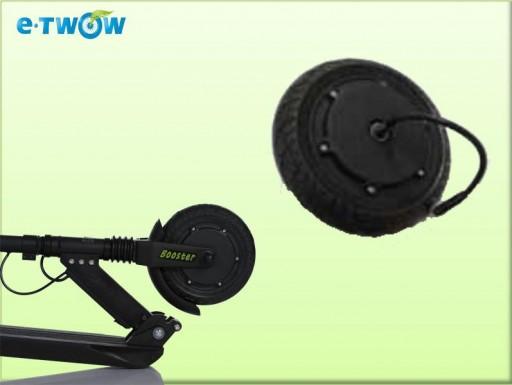 Motor patinete eléctrico E-twow [0]