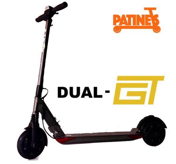 Nuevo Patinets Dual-GT15 Versión 2020