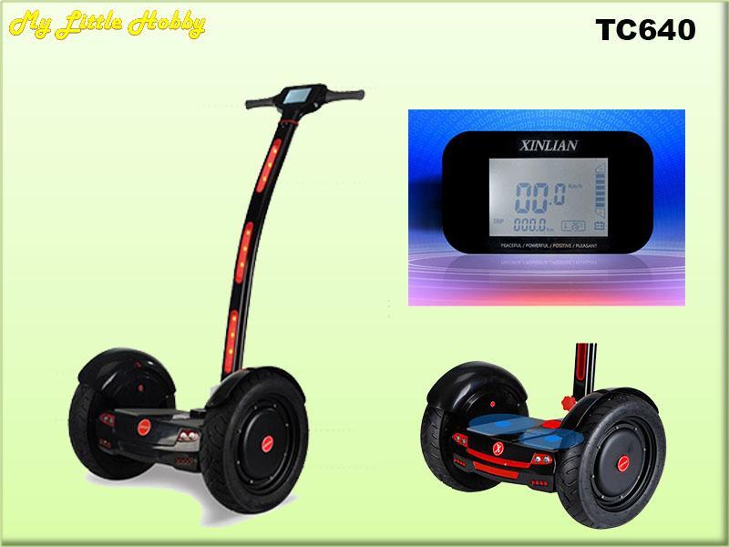 Vehiculo electrico tipo Segway modelo TC640
