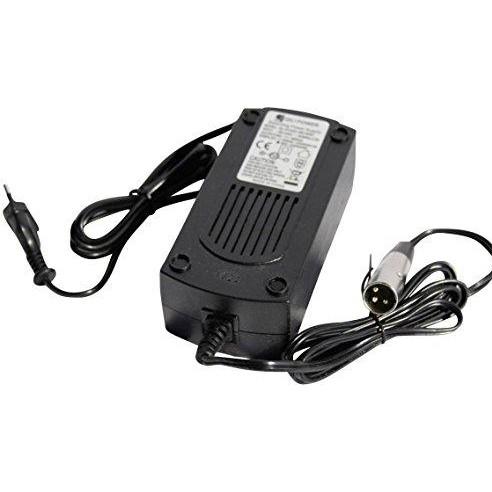 Cargador batería gel 48V 1.6Ah