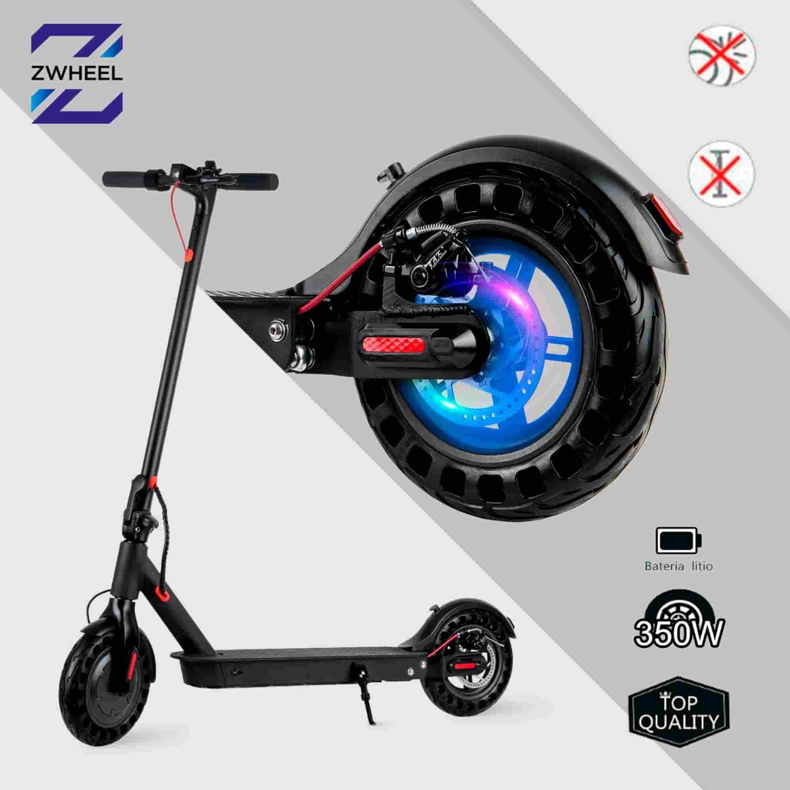 Patinete eléctrico Zwheel E9