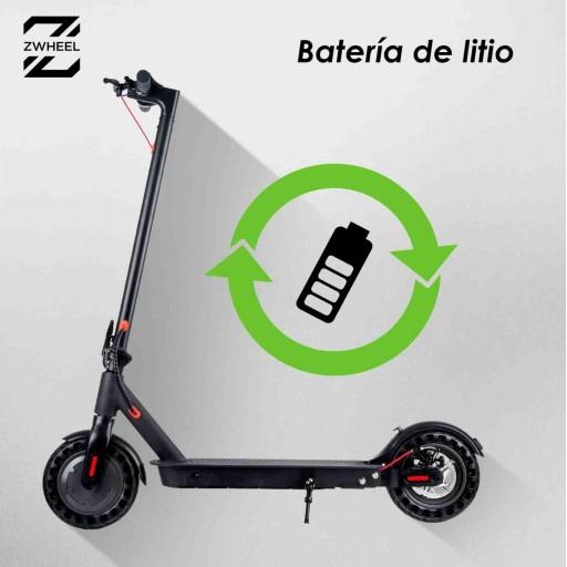 Patinete eléctrico Zwheel E9 [3]