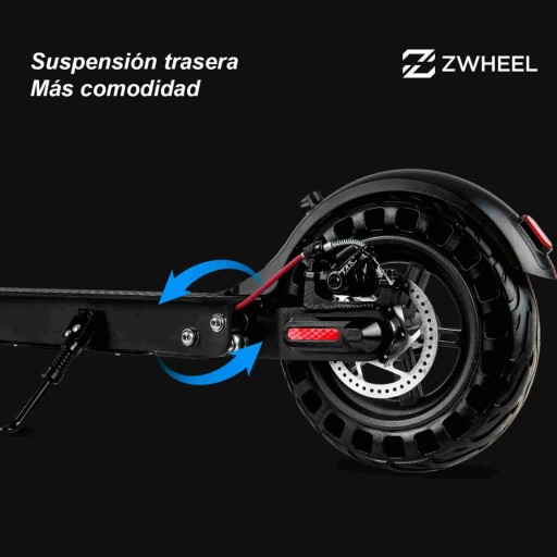 Patinete eléctrico Zwheel E9 [2]