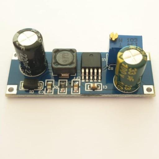 Reductor de voltaje [0]