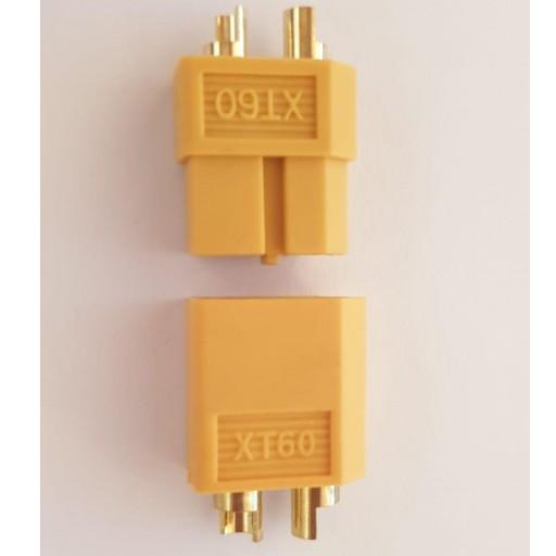 Conector Batería - controladora XT 60