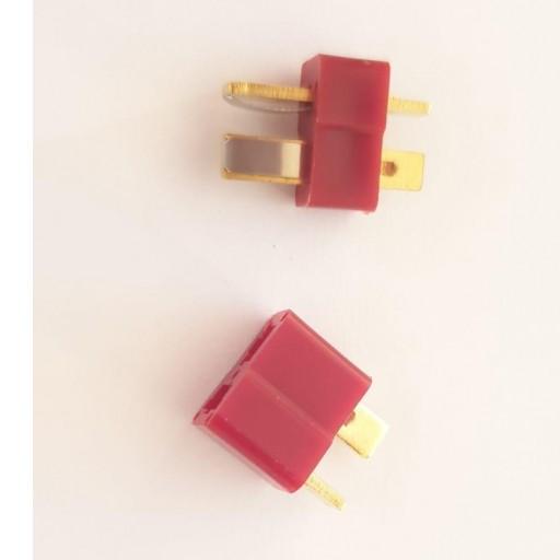 Conector carga batería