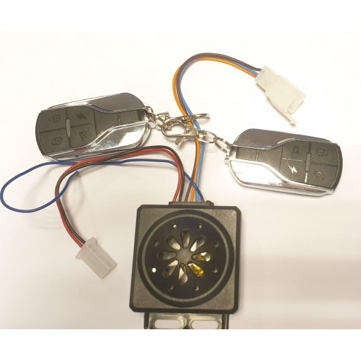 Alarma patinete eléctrico [0]