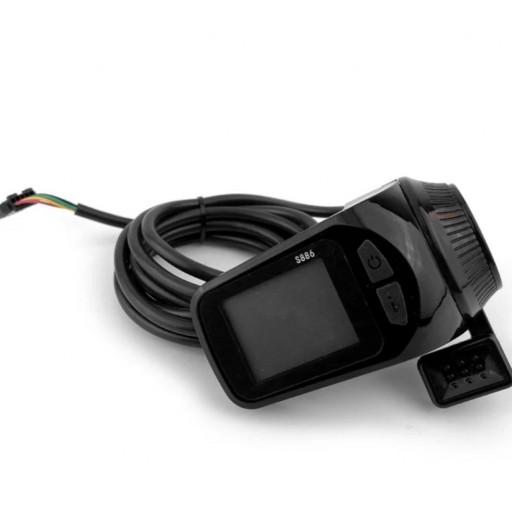 Display con acelerador para patinete eléctrico [1]
