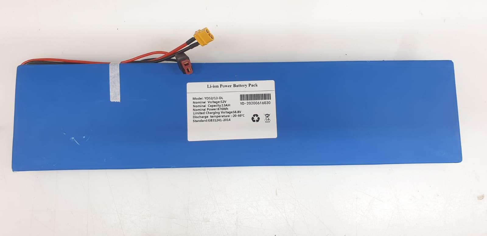 Batería compatible con Skate Flash  4.0