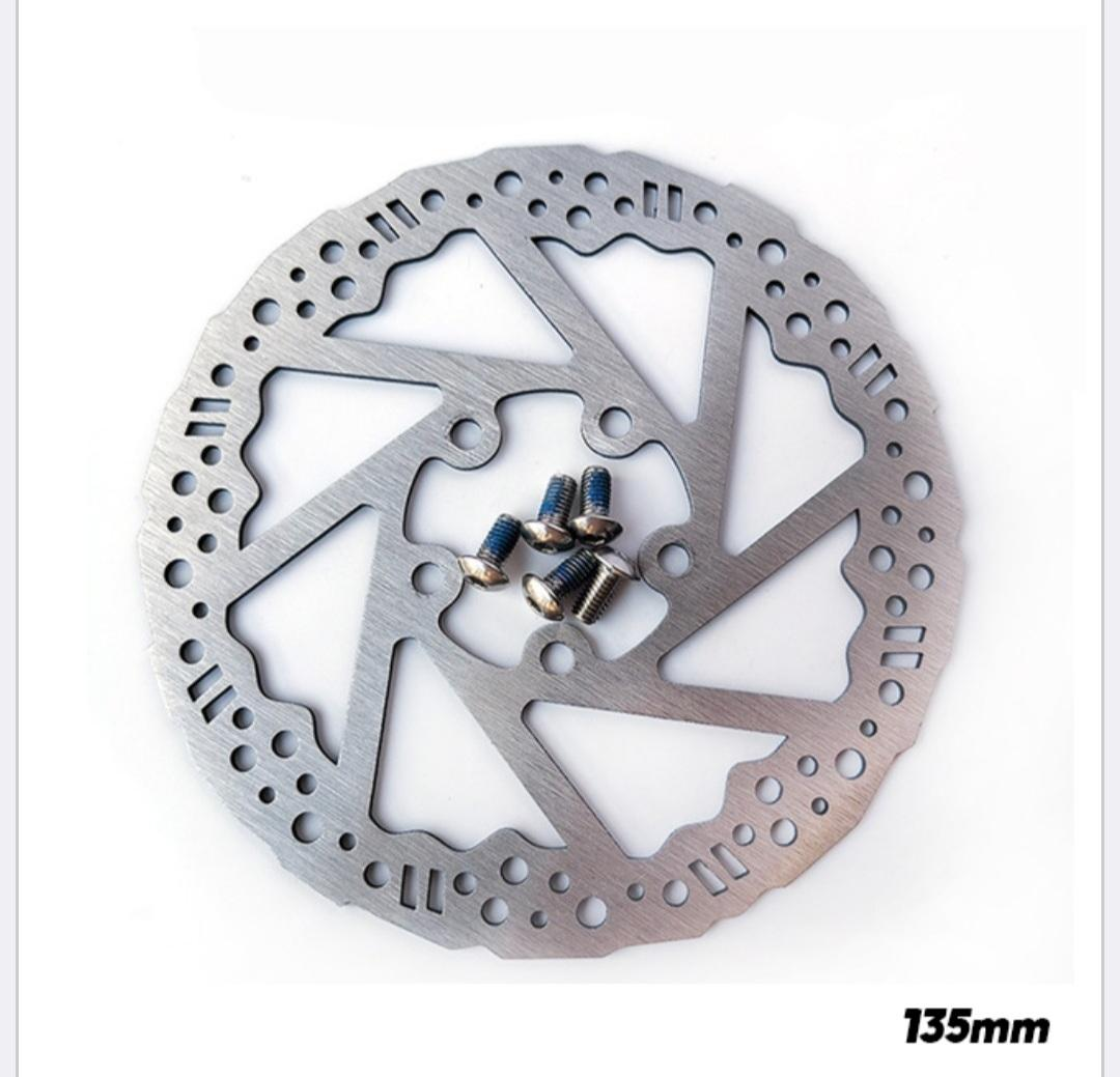 Disco de freno 135 MM