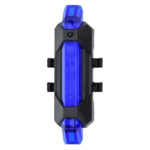 Intermitente luz led azul