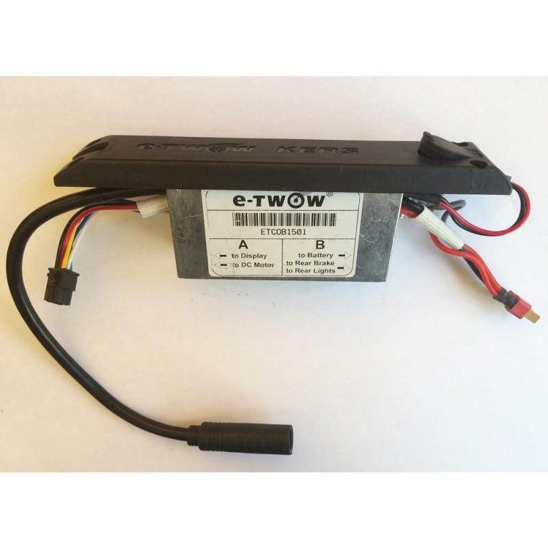 Controlador Booster Plus - Connector redondo E-twow