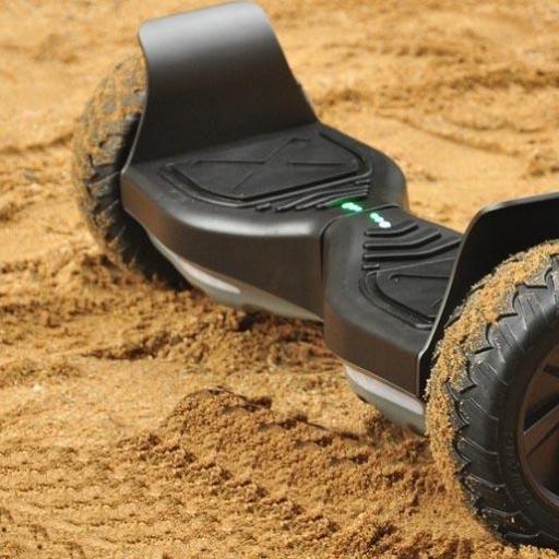 Hoverboard Hummer [3]