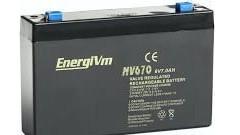 Bateria de gel 6V 7Ah [0]