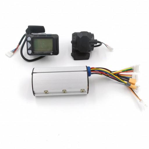 Kit controladora + acelerador + pantalla
