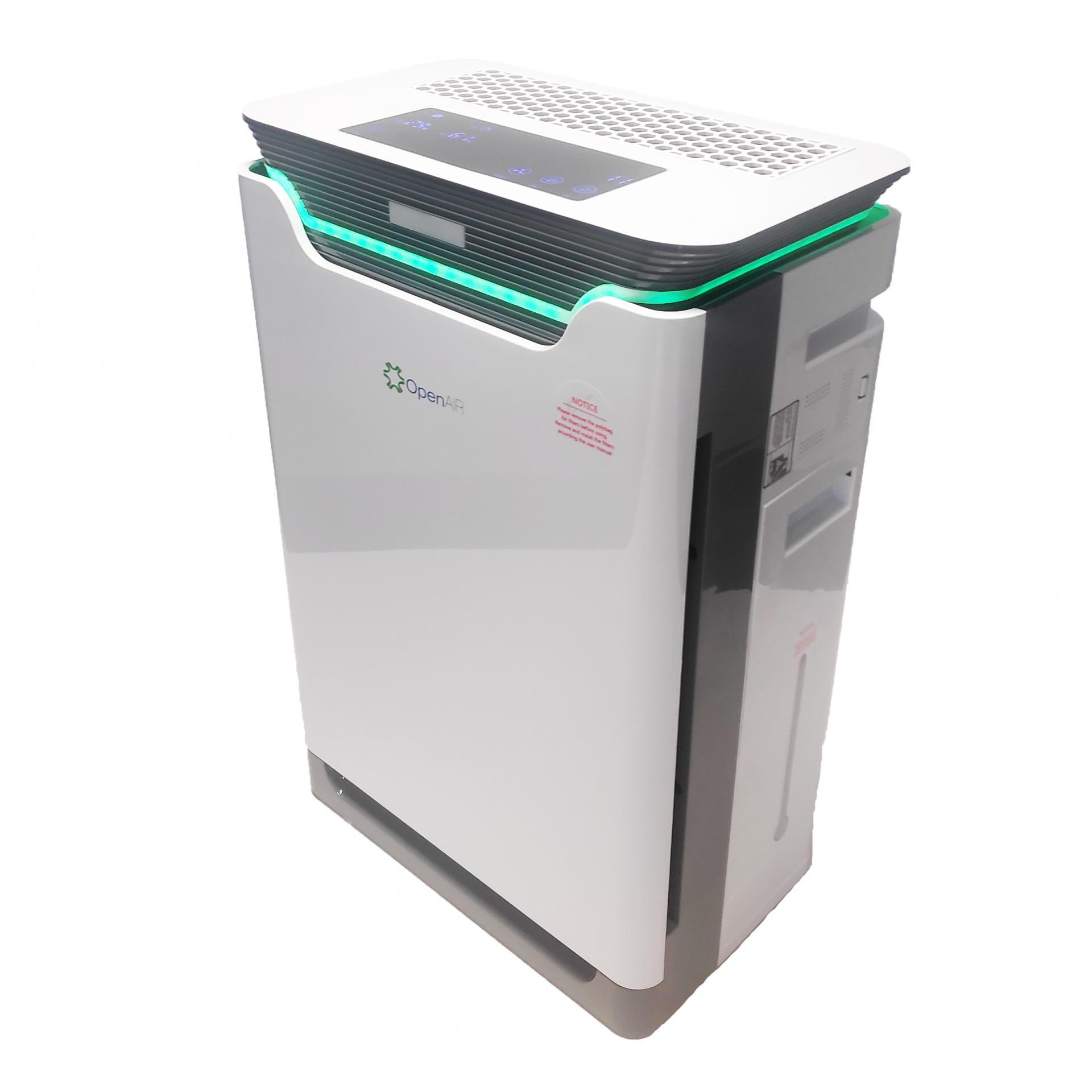 OA 290H13 Purificador de aire Inteligente con HEPA13 ,catálisis e ionización.