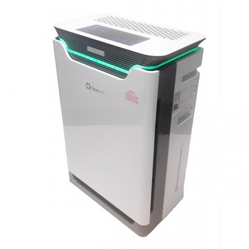 OA 290H13PHT Purificador de aire Inteligente con HEPA13, fotocatálisis, catálisis e ionización.