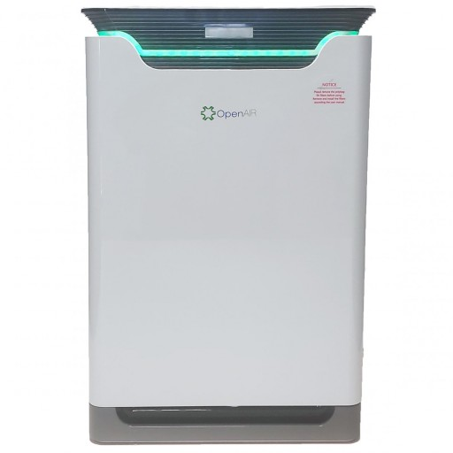 OA 290H13PHT Purificador de aire Inteligente con HEPA13, fotocatálisis, catálisis e ionización. [1]