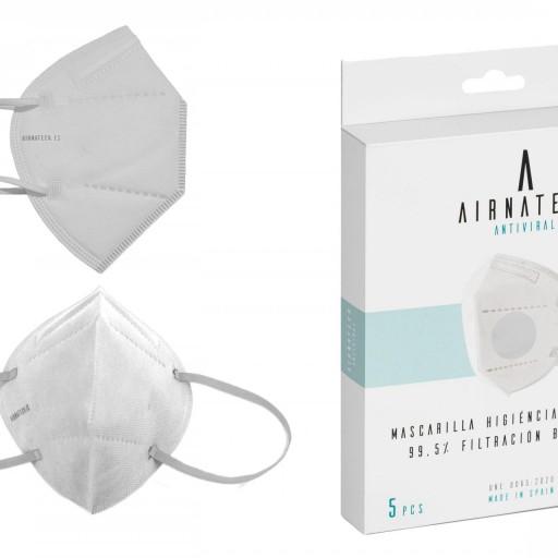 Pack 20 Airnatech Plus 99,90% BLANCA *PORTE GRATIS [2]