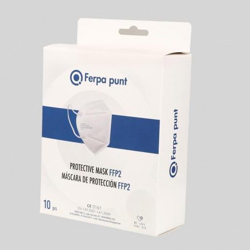 FFP2 NR Ferpa Punt Pack 50 + 1 Asepticae Textil [1]