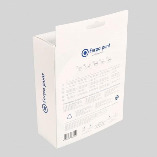 FFP2 NR Ferpa Punt Pack 100 *PORTES GRATIS* [2]